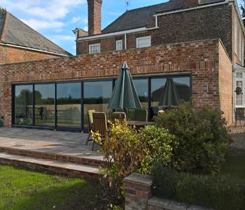 Lincolnshire Building Services Extension Bi'fold Doors