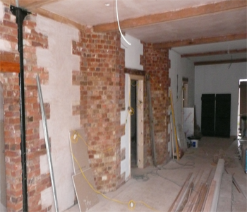 Lincolnshire Building Services Detailed Brick work