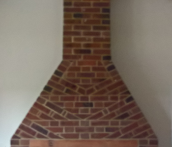 Lincolnshire Building Services Tumbled Brick work